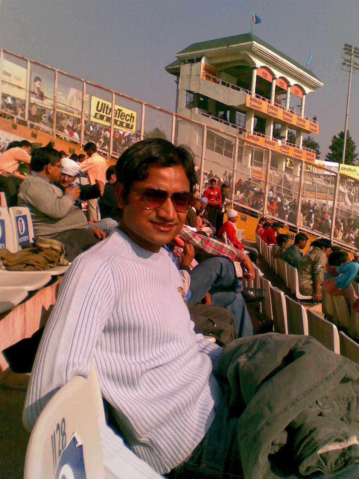 Durgesh @ Cricket