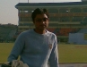 Durgesh @ Punjab Cricket Ground